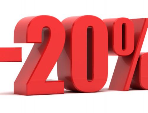 20% Herbstrabatt auf alle Standard-Handläufe bis zum 15.11.2019